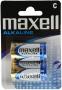 Maxell LR14 2 Blister