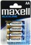Maxell LR6 4 Blister