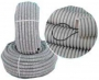 Plastic spiral conduits for cables